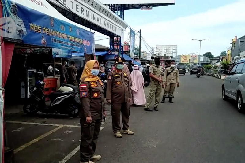 Pemkab Pandeglang kembali gencarkan operasi yustisi prokes