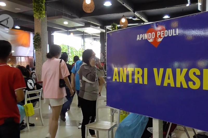 Serbuan Vaksinasi TNI untuk pulihkan ekonomi Kepri