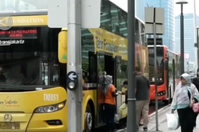 Transportasi umum di Jakarta bersiap terapkan integrasi tarif