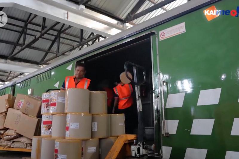 KAI Logistik terus kembangkan teknologi informasi