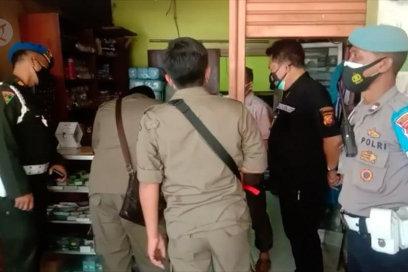 Pelanggar PPKM Darurat Kota Bandung jalani sidang di tempat