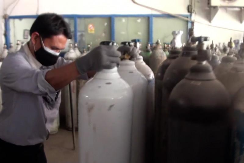 Wali Kota Bandung imbau distributor oksigen utamakan rumah sakit