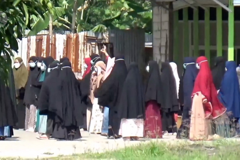 83 penghuni ponpes di Klaten terpapar COVID-19, aktivitas dihentikan