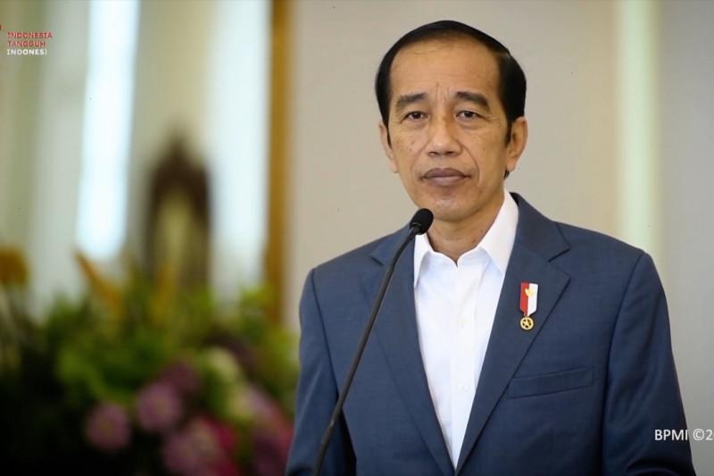 Presiden Jokowi sentil ASN yang bergaya kolonial