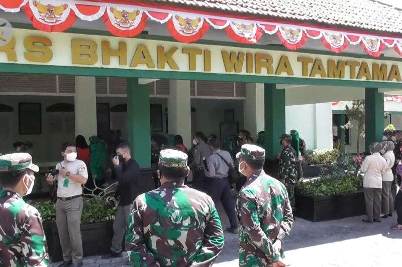 TNI AD siapkan RS untuk penanganan pasien COVID-19