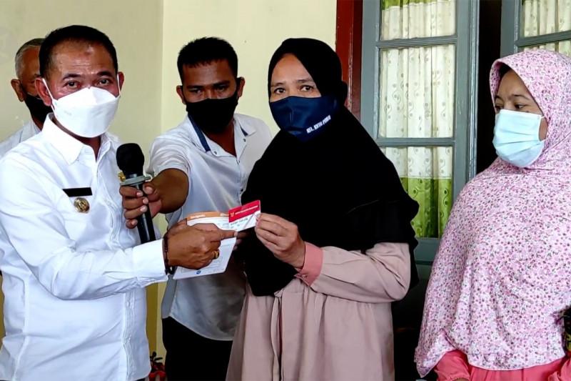 248 keluarga Belinyu terima manfaat Program Keluarga Harapan