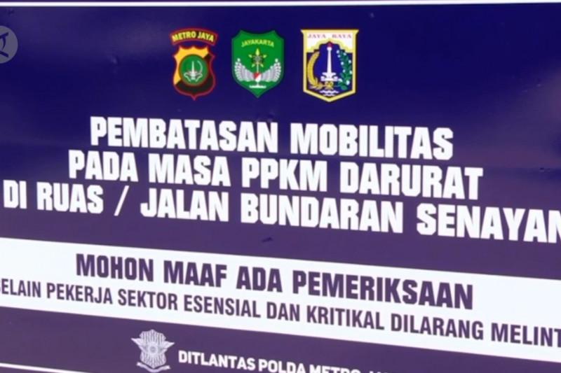 Pemerintah sesuaikan aturan sektor usaha selama PPKM darurat