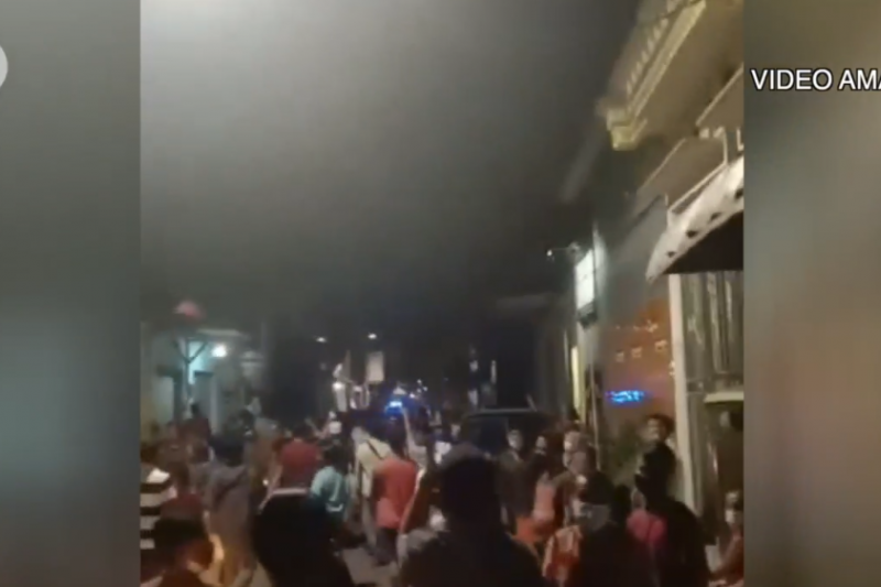 Polisi tangkap lagi 2 tersangka kericuhan PPKM Darurat di Surabaya