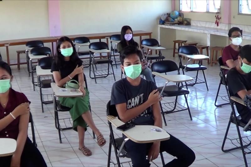 Tabanan target 30 ribu pelajar divaksinasi COVID-19 pada Juli