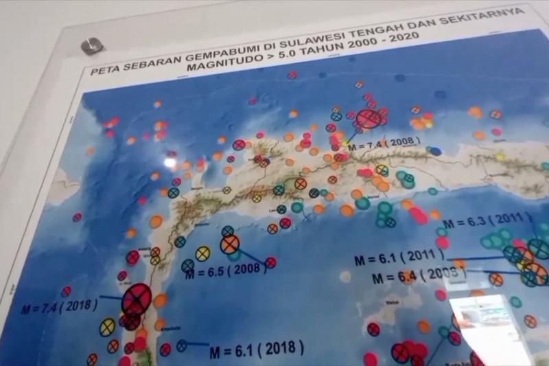 45 Gempa susulan guncang Tojo Una-Una Sulteng