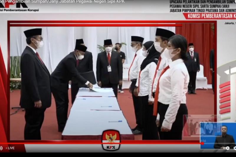 Ombudsman temukan malaadministrasi alih status pegawai KPK