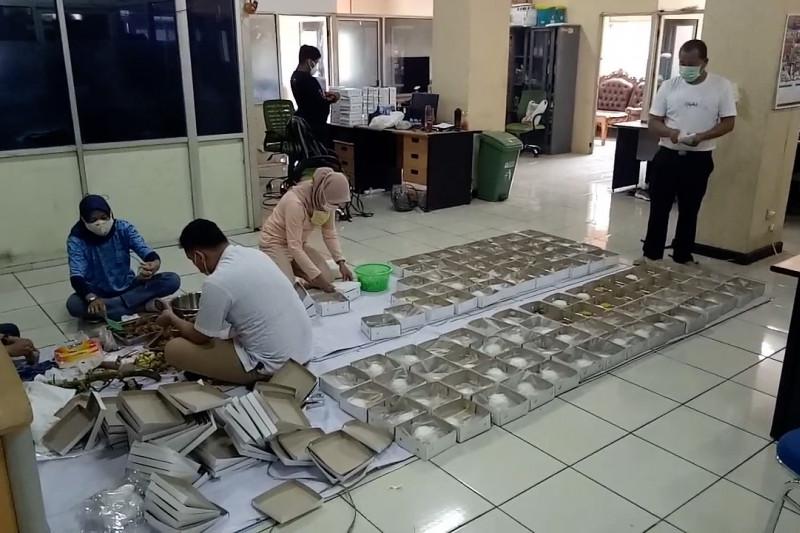 Dispora Tangerang dirikan dapur umum untuk warga isoman