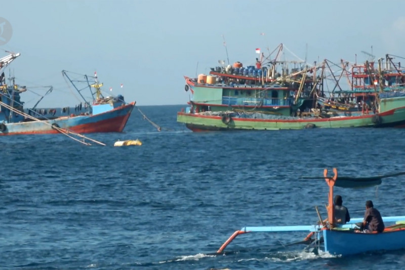 TNI AL imbau nelayan segera laporkan temuan terkait KMP Yunicee