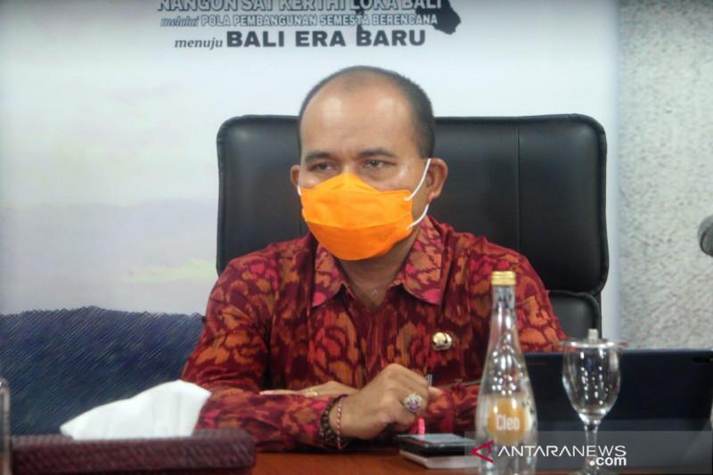 Satgas Bali: 102 persen capaian vaksinasi COVID-19 tahap pertama