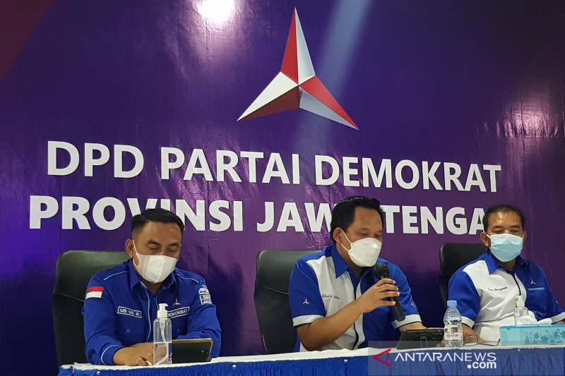 Demokrat Jateng: Pelaporan Wamendes ke polisi karena keresahan kader