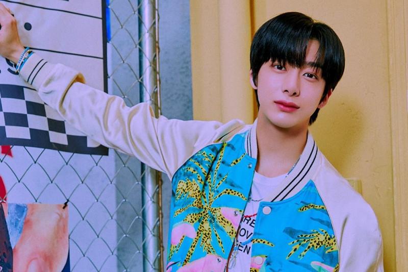 Hyungwon MONSTA X jalani isolasi mandiri