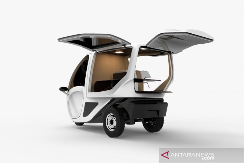 Kemenperin PowerAce Digimodz ajak desainer rancang EV roda 3 buat UMKM