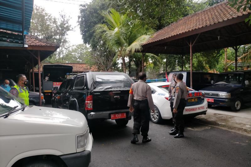 Dinkes Denpasar mulai salurkan vaksin Moderna ke RS dan puskesmas