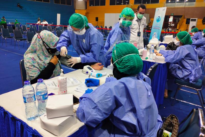 OJK: Sentra Vaksinasi BUMN percepat upaya vaksinasi Covid-19