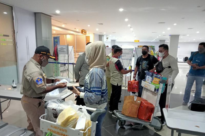 Terjadi lagi, penumpang pesawat masuk Kota Sorong tanpa izin satgas