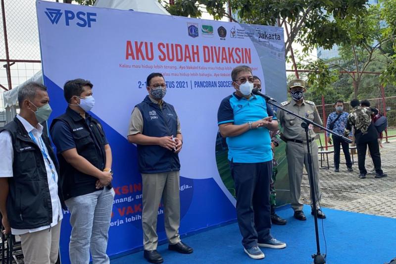 IKA UB gandeng IDI targetkan vaksinasi 5.000 warga Jakarta