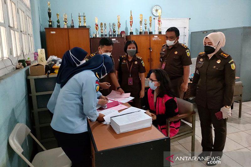 Jaksa Pinangki dieksekusi ke Lapas Tangerang
