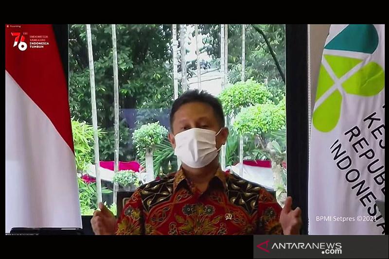 Menkes: Indonesia terima 90 juta dosis vaksin COVID-19 hingga Juli