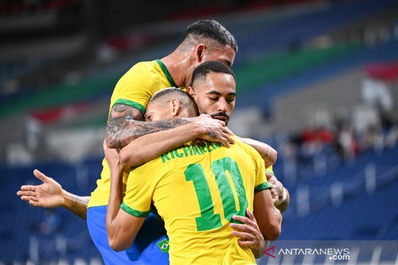 Jadwal Olimpiade sepak bola: Meksiko vs Brazil, Jepang tantang Spanyol