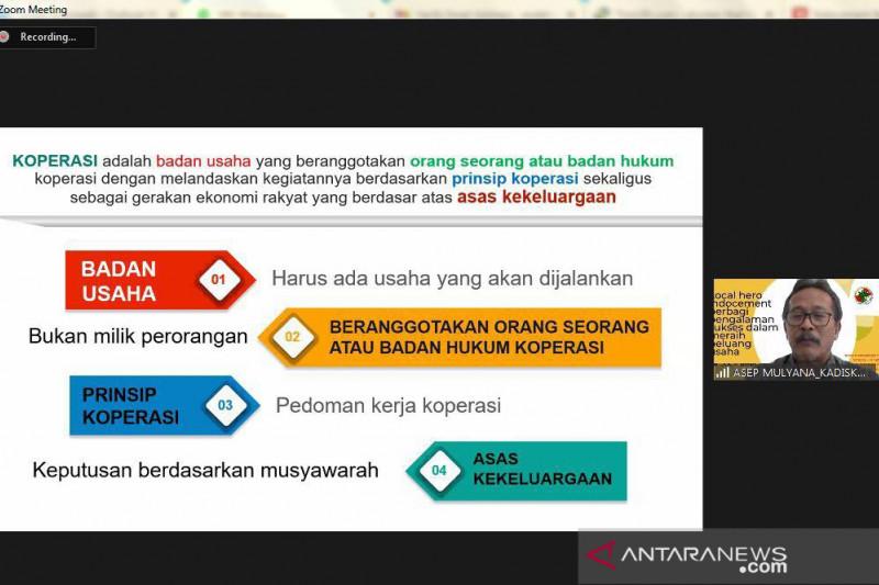 Indocement bantu berdayakan koperasi di Bogor