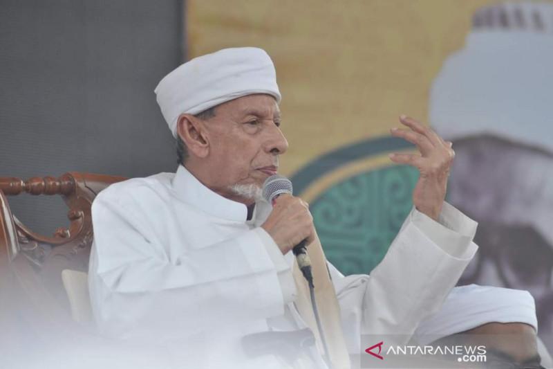 Alkhairaat imbau tahlil dari rumah atas meninggalnya Habib Saggaf