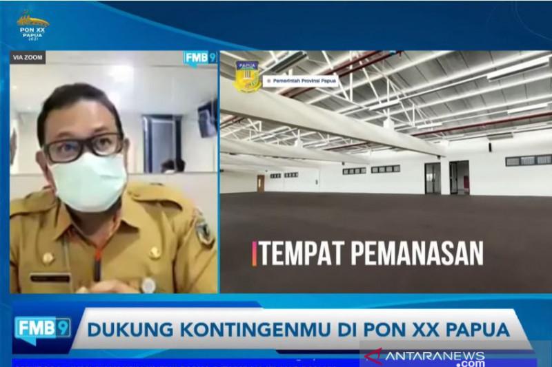 Pengadaan alat pertandingan PON Papua di Mimika masih dalam proses