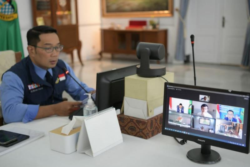 Gubernur: Jawa Barat butuh 15 juta dosis vaksin COVID-19 tiap bulan