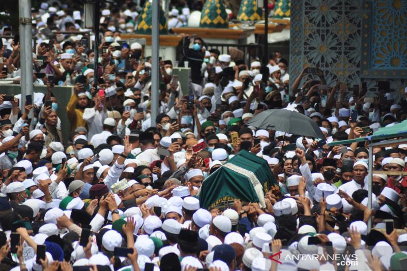 Gubernur: Sulteng berduka atas wafatnya Habib Saggaf