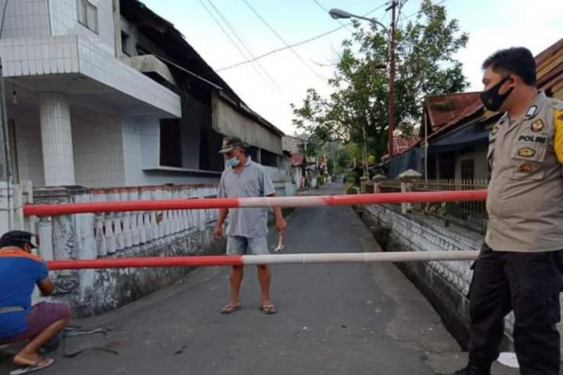 Kabupaten Minahasa Tenggara-Sulut ditetapkan zona merah COVID-19
