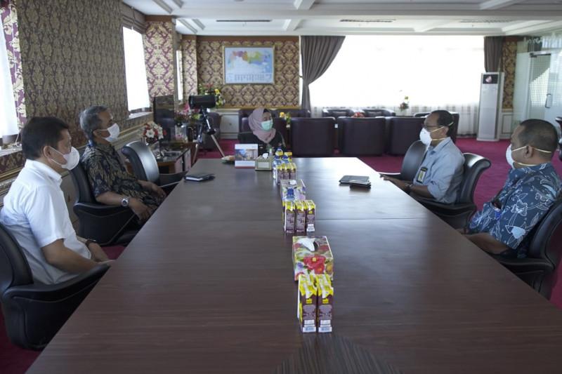 KSP pantau penerapan PPKM di Nunukan Kalimantan Utara