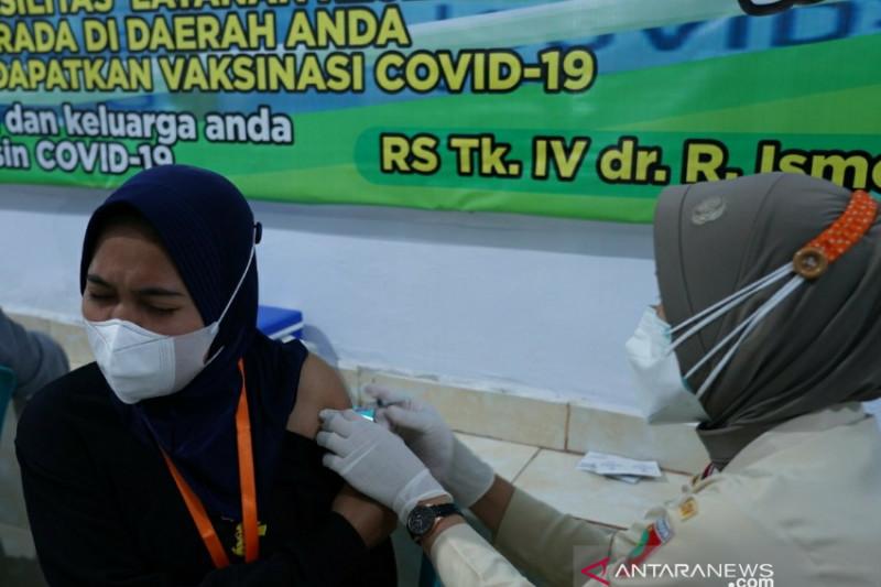 Satgas: 369.265 warga Sultra sudah disuntik vaksin COVID-19