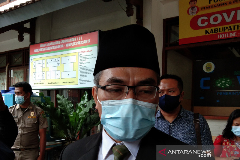 Pemkab Bantul akan sediakan oksigen gratis bagi warga isoman