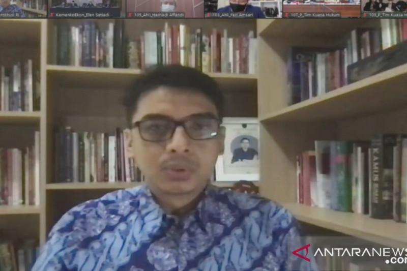 Prof Zainal Arifin kecewa putusan MK terhadap pengujian UU KPK