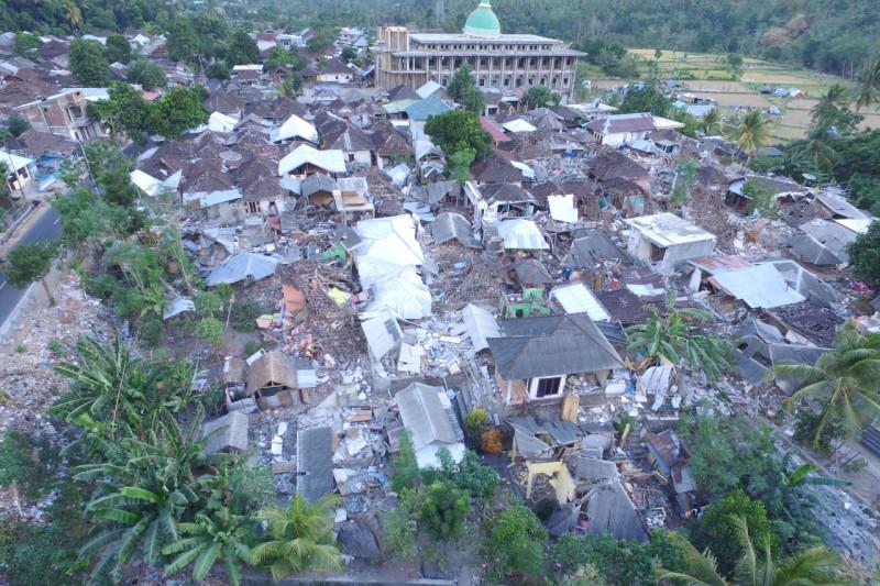 BNPB: NTB bangun resiliensi setelah gempa Agustus 2018