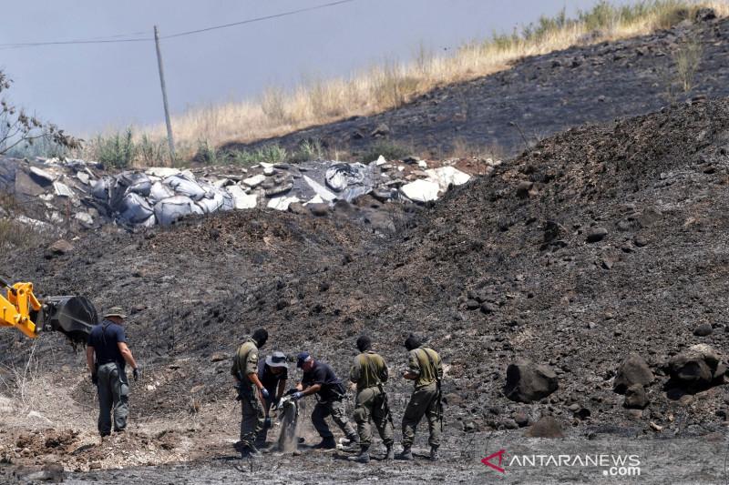 Pesawat Israel serang lokasi peluncur roket Lebanon