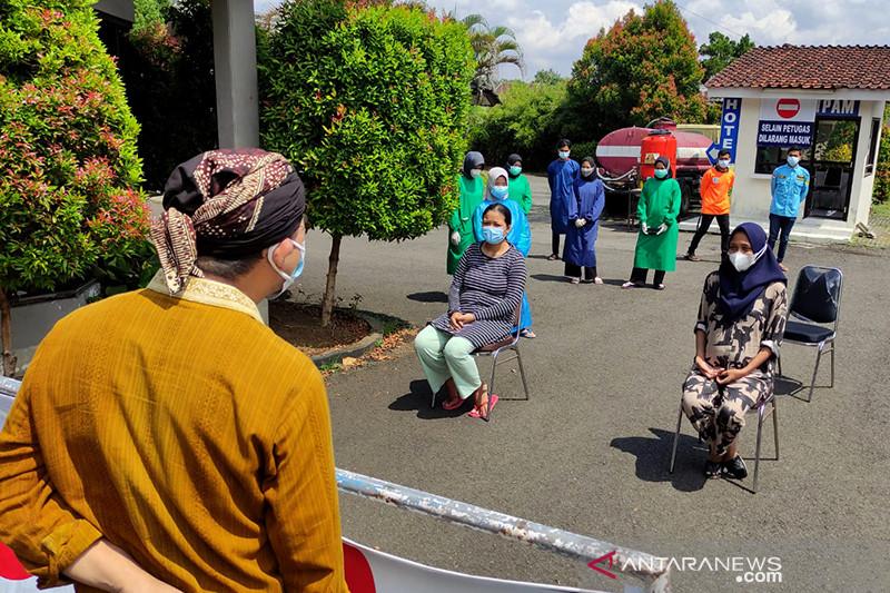 Ibu hamil positif COVID-19 di Banyumas-Jateng dikarantina di hotel