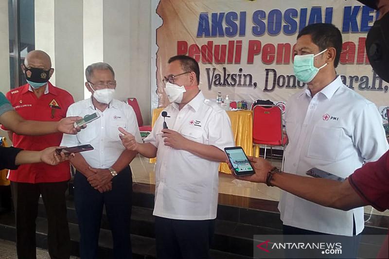 PMI apresiasi inisiatif gotong-royong warga bantu sesama atasi pandemi