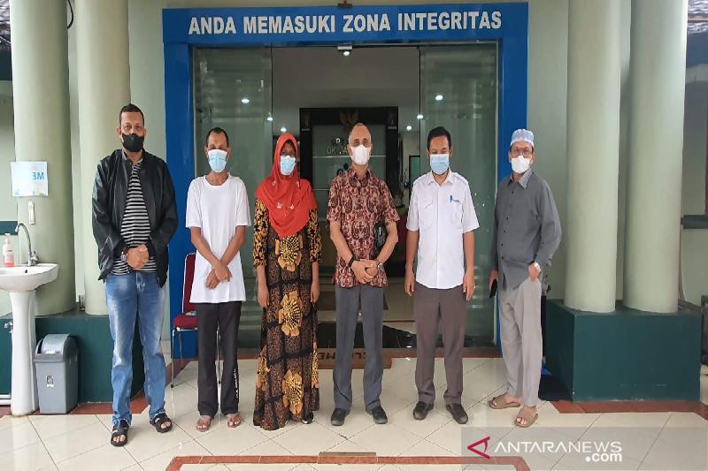 Pemprov Aceh pulangkan 2 warga dideportasi Malaysia