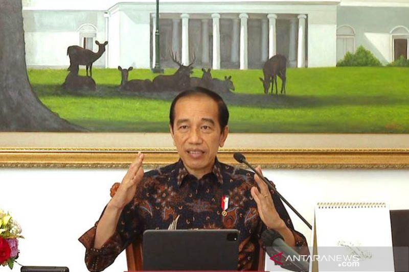 Presiden: Respons cepat peningkatan kasus COVID-19 di Luar Jawa-Bali