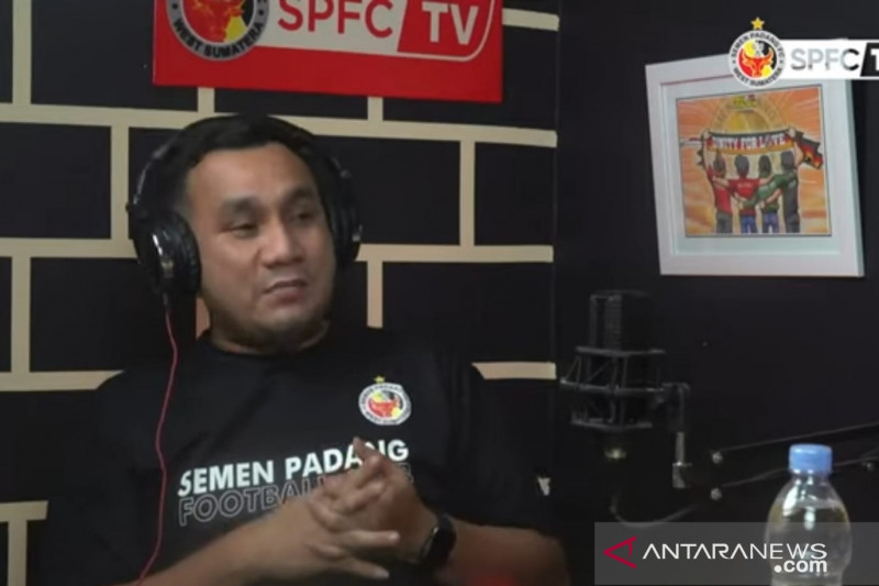Semen Padang  FC belum dapat kepastian jadwal Liga 2