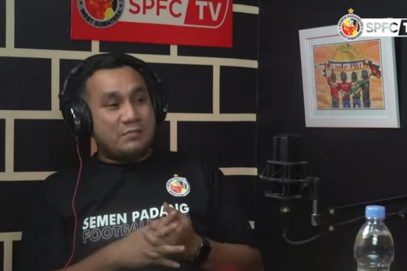 Semen Padang FC terus berbenah hadapi Liga 2