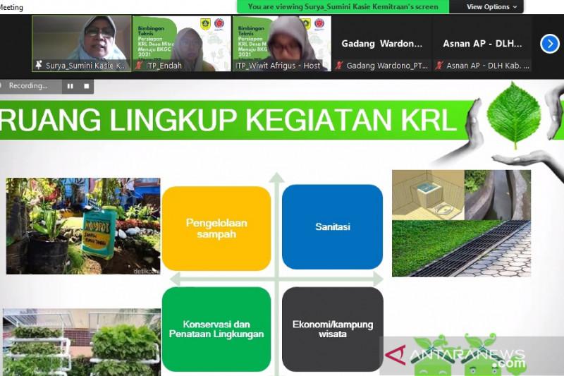 Indocement gelar bimtek Bogor Kabupatenku Green and Clean
