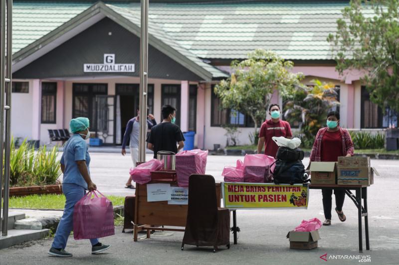 Total pasien sembuh dari COVID-19 di Palangka Raya capai 10.009 orang