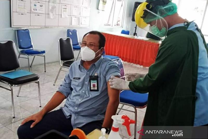Gunakan Moderna, nakes di Bantul-DIY disiapkan vaksinasi dosis tiga