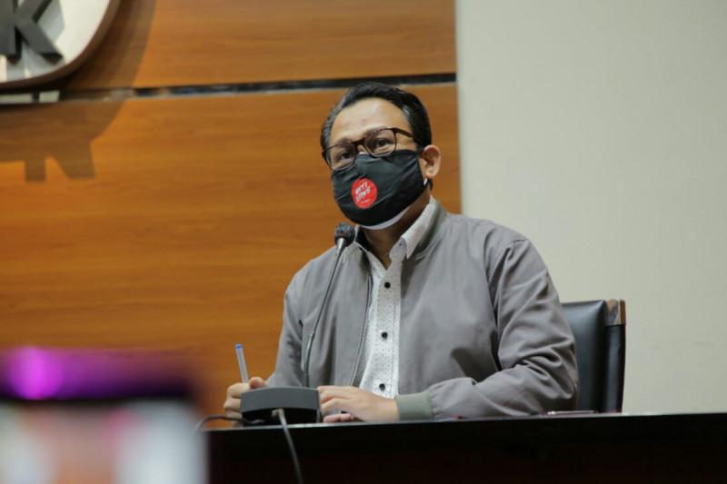 KPK eksekusi terpidana korupsi pengadaan alkes ke Rutan Pondok Bambu